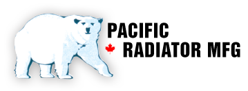Pacific Radiator Mfg Ltd company